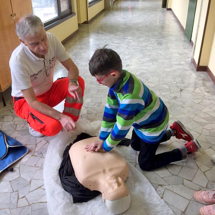 rho soccorso piccoli soccorritori progetto